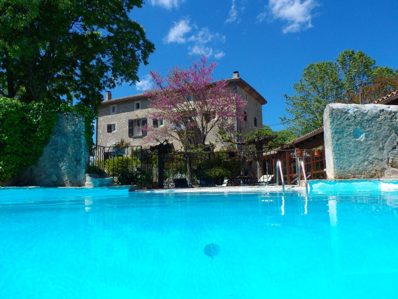 Holiday rentals Sauve - Cottage - 6 persons - BBQ - Photo N° 1