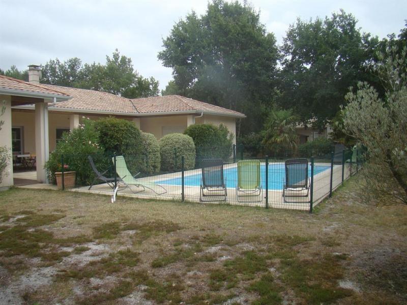Location vacances Grayan-et-l'Hôpital -  Maison - 8 personnes - Barbecue - Photo N° 1