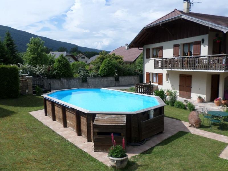 Location vacances Saint-Jorioz -  Appartement - 4 personnes - Chaise longue - Photo N° 1