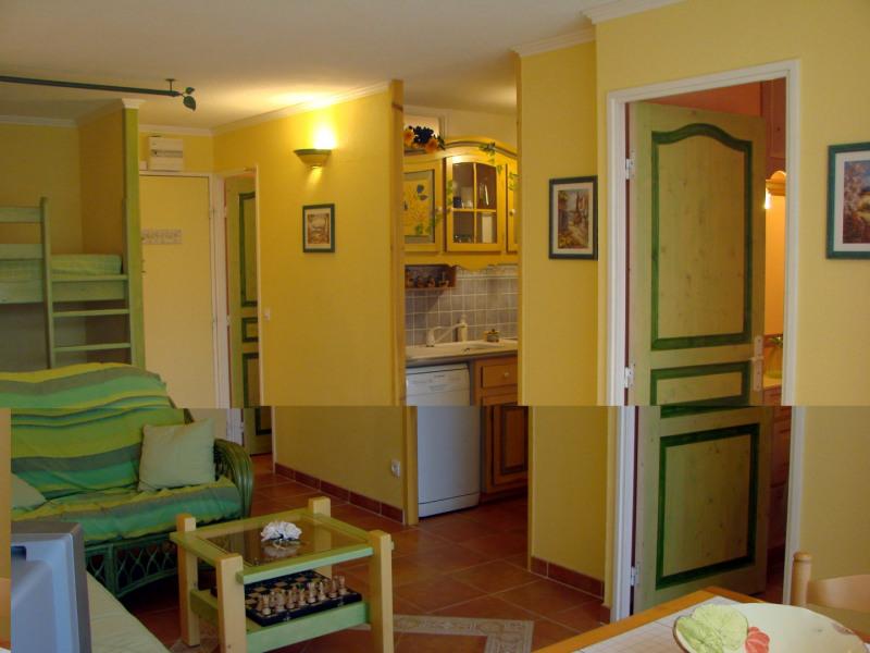 vue générale appartement