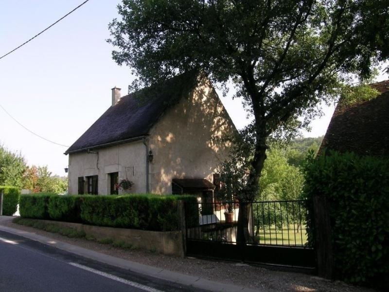 Location vacances Bransat -  Maison - 4 personnes - Barbecue - Photo N° 1