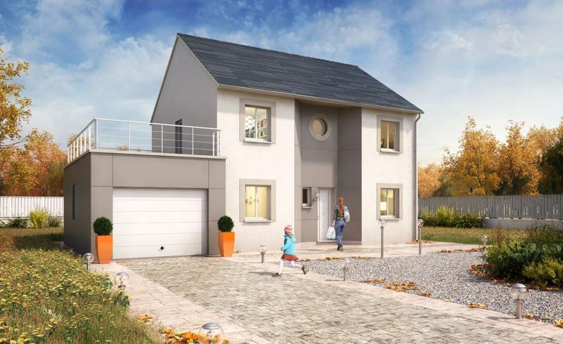 Maison  6 pièces + Terrain 660 m² Milly-la-Forêt par Concept R Home