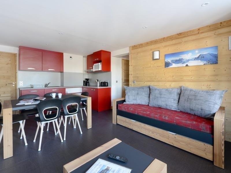 Location vacances Bellentre -  Appartement - 7 personnes - Télévision - Photo N° 1