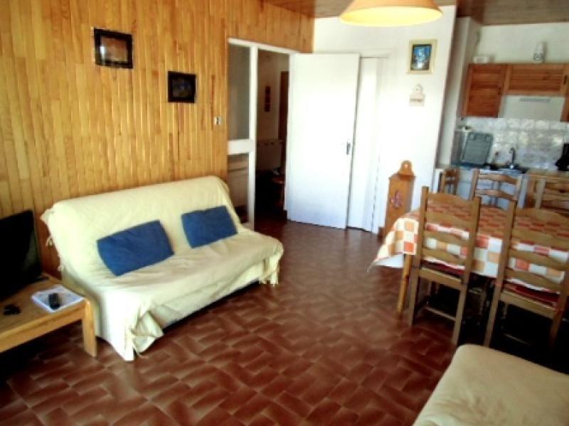 Appartement chaleureux 2 pièces 6 personnes