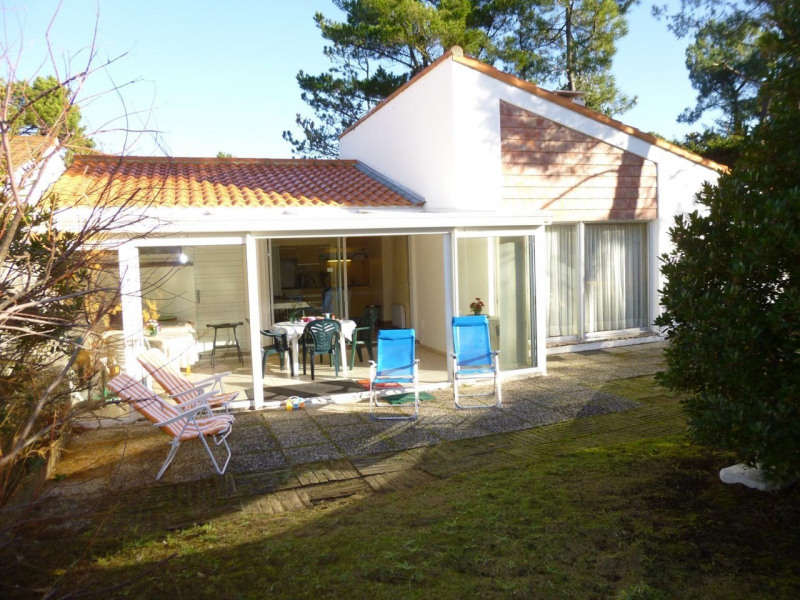 Location vacances Saint-Jean-de-Monts -  Maison - 6 personnes - Jardin - Photo N° 1