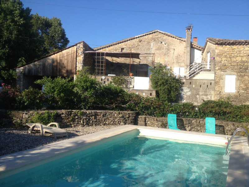 Holiday rentals Vesseaux - House - 4 persons - Garden - Photo N° 1