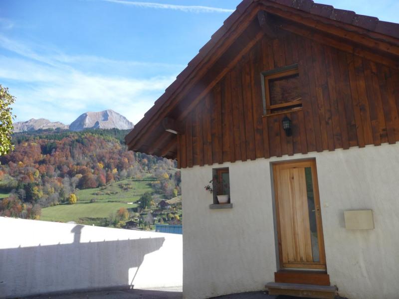 Location vacances Le Bouchet-Mont-Charvin -  Maison - 6 personnes - Chaise longue - Photo N° 1