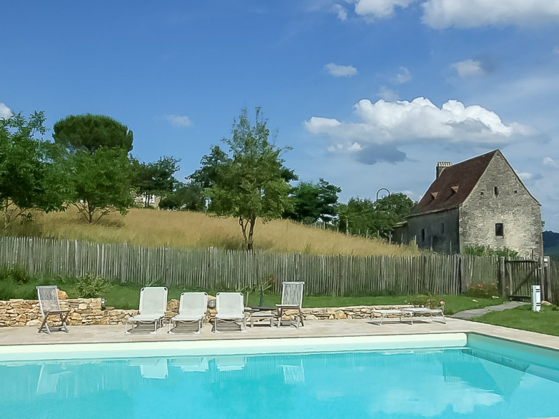 Location vacances Saint-Vincent-de-Cosse -  Maison - 9 personnes - Barbecue - Photo N° 1
