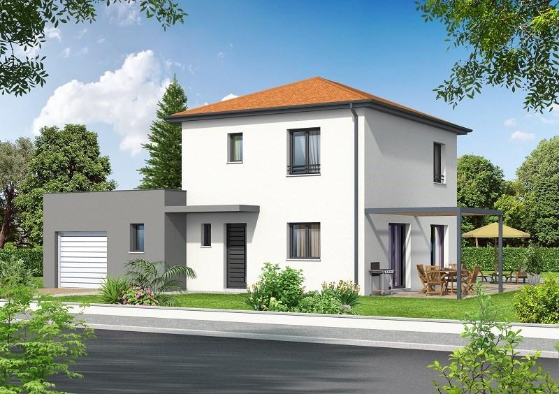 Maison  5 pièces + Terrain 569 m² Cessieu par COMPAGNIE DE CONSTRUCTION