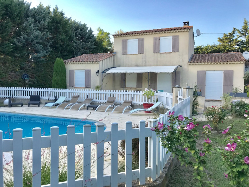 Location vacances Cheval-Blanc -  Maison - 7 personnes - Barbecue - Photo N° 1