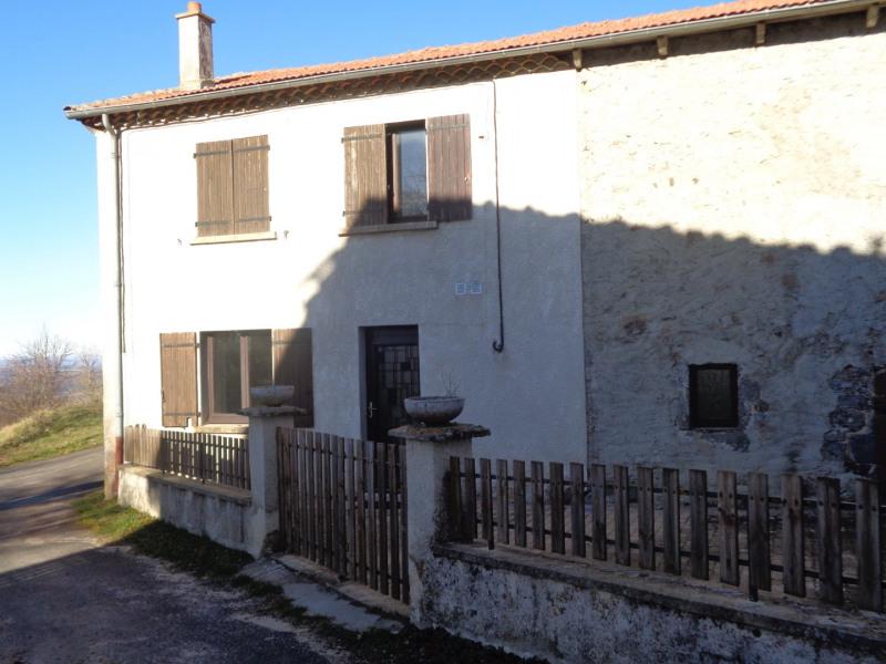 Alquileres de vacaciones Saint-Jean-Lachalm - Casa - 6 personas - Mueble de jardín - Foto N° 1