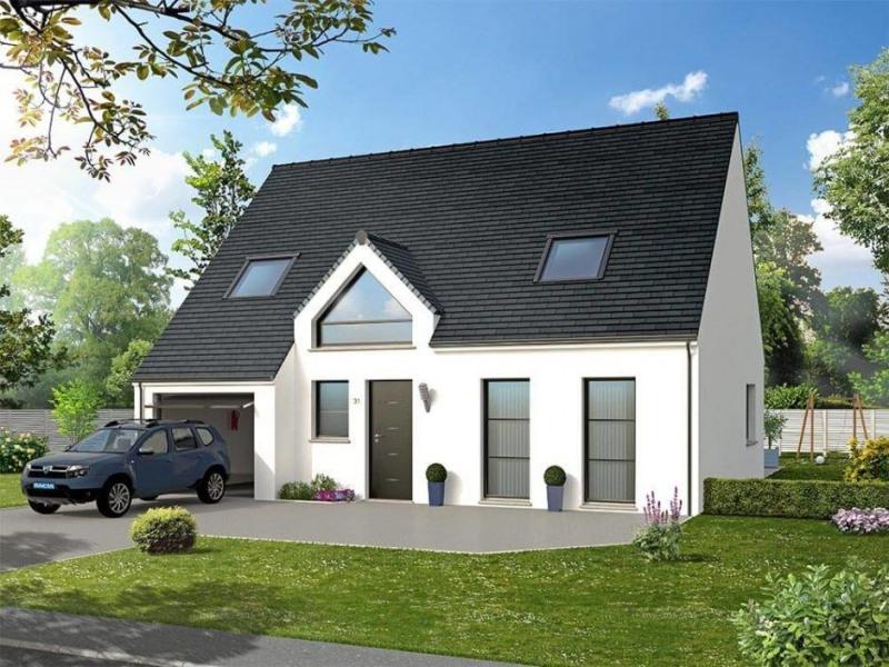 Maison  5 pièces + Terrain 916 m² Cailly par MAISONS D'EN FRANCE