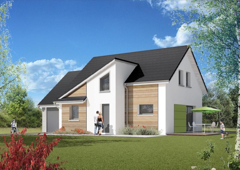 """Modèle de maison  """"Modèle de maison 5 pièces"""" à partir de 5 pièces Territoire de Belfort par MAISONS ROCBRUNE"""