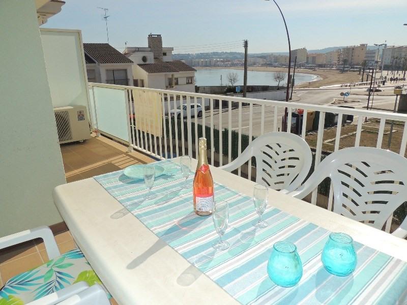 Alquileres de vacaciones l'Escala - Apartamento - 5 personas - Mueble de jardín - Foto N° 1