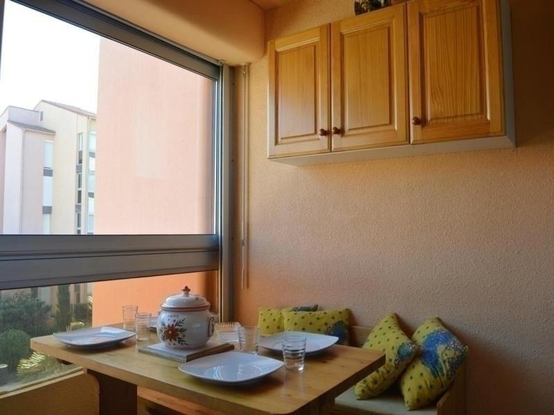 Location vacances Argelès-sur-mer -  Appartement - 4 personnes - Cuisinière électrique / gaz - Photo N° 1