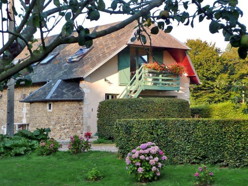 Location vacances Villainville -  Maison - 4 personnes - Barbecue - Photo N° 1