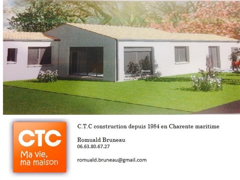 """Modèle de maison  """"Modèle de maison 5 pièces"""" à partir de 5 pièces Charente-Maritime par MAISONS CTC - AGENCE DE LAGORD"""
