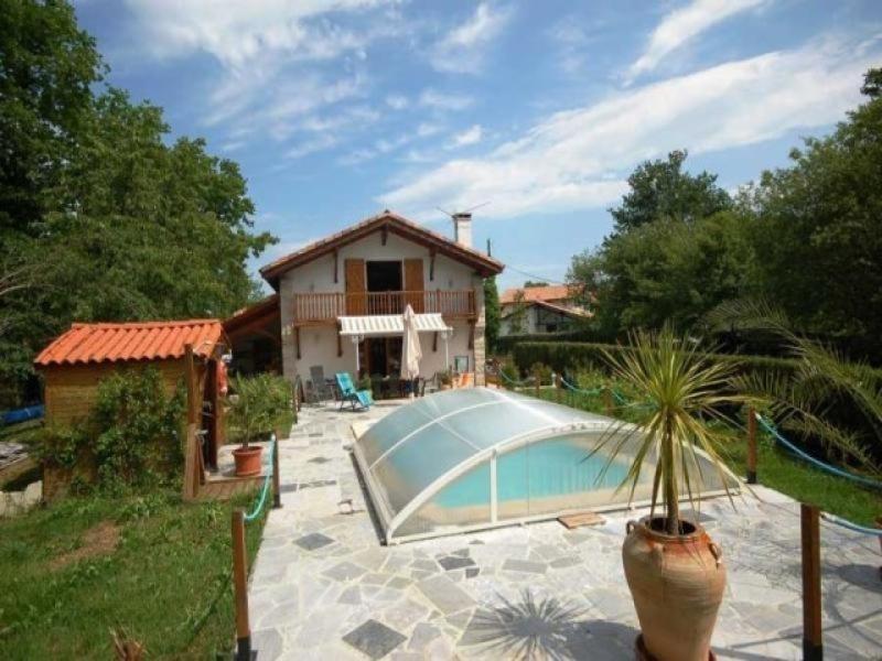 Maison Inalateguia- villa de caractère avec piscine