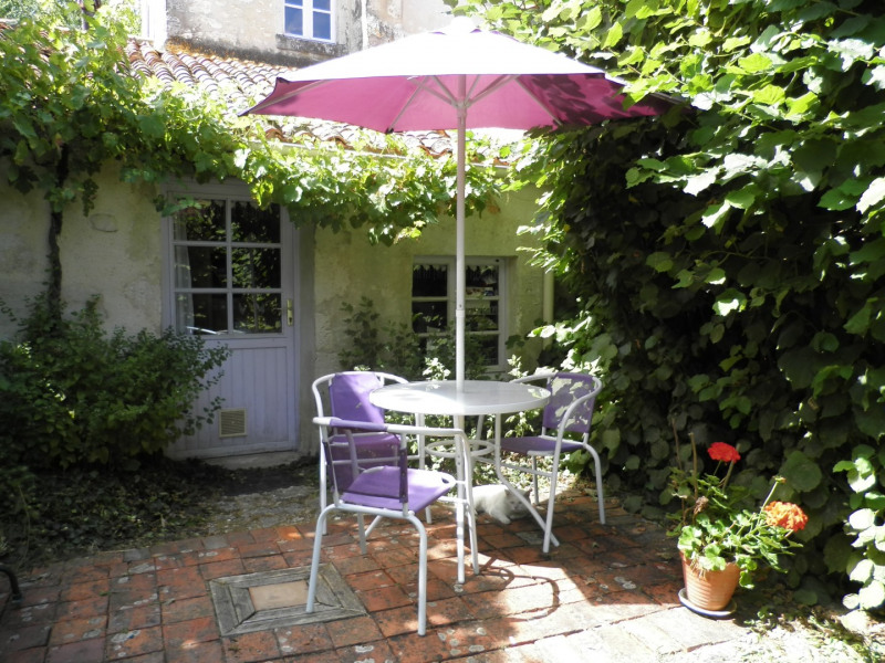 Holiday rentals Nieul-sur-l'Autise - Cottage - 2 persons - BBQ - Photo N° 1