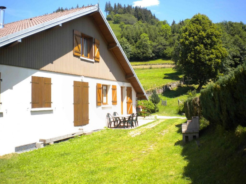 Location vacances Thiéfosse -  Appartement - 6 personnes - Barbecue - Photo N° 1
