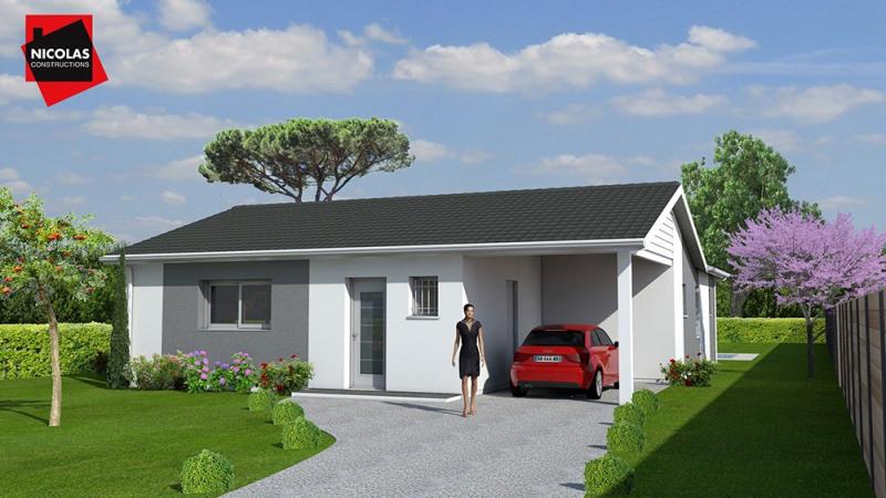 Maison  694 m² Saint-Quentin-de-Baron par NICOLAS CONSTRUCTION