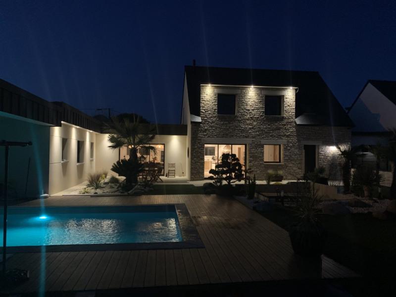 Location vacances Brignogan-Plages -  Maison - 10 personnes - Barbecue - Photo N° 1
