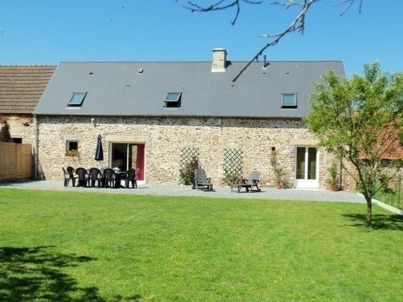 Location vacances Gouville-sur-Mer -  Maison - 7 personnes - Barbecue - Photo N° 1