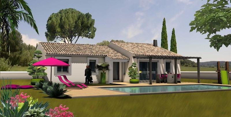 Maison  5 pièces + Terrain 469 m² Grans par MAISON D'EN FRANCE MIDI MEDITERANNEE SALON