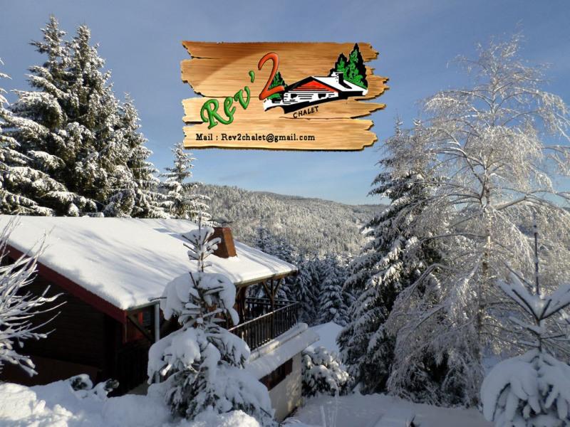 Holiday rentals Xonrupt-Longemer - House - 6 persons - BBQ - Photo N° 1