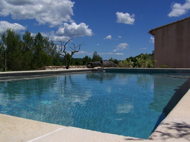 Maison pour 8 pers. avec piscine privée, Salernes