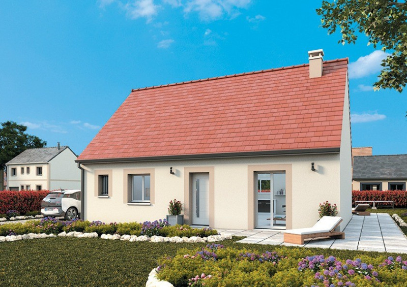 Maison  1 pièces + Terrain 555 m² Mogneville par MAISONS FRANCE CONFORT