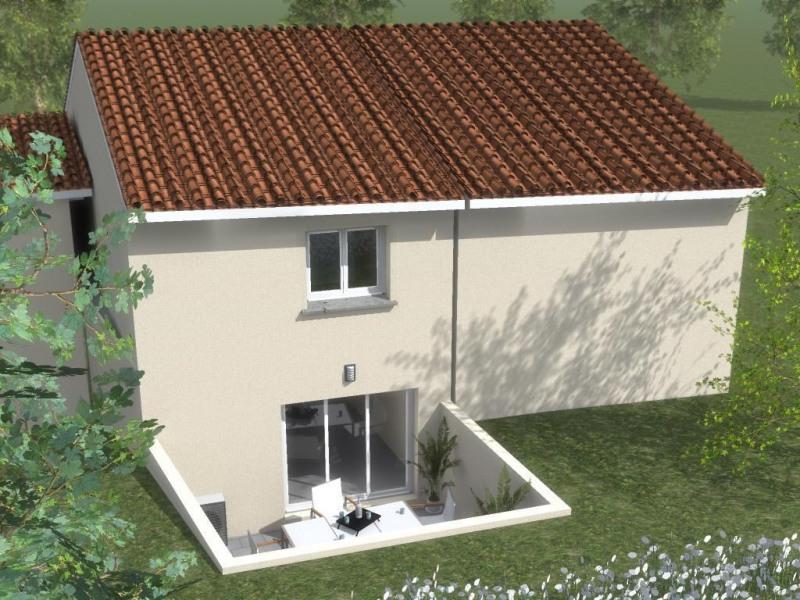 Maison  4 pièces + Terrain 70 m² Communay par CREAVILLA 69