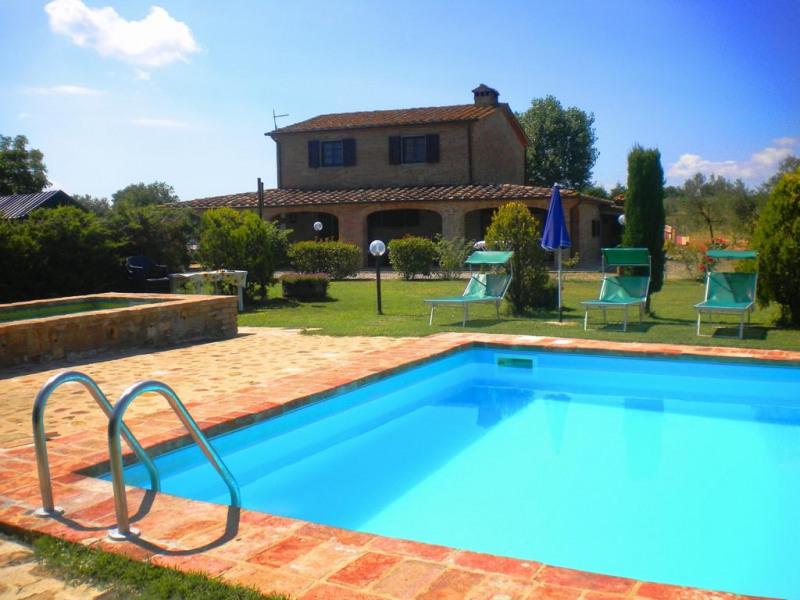 Holiday rentals Cortona - House - 8 persons - BBQ - Photo N° 1