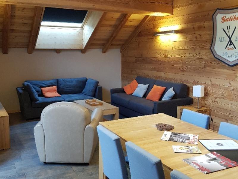 Location vacances Valloire -  Appartement - 6 personnes - Télévision - Photo N° 1