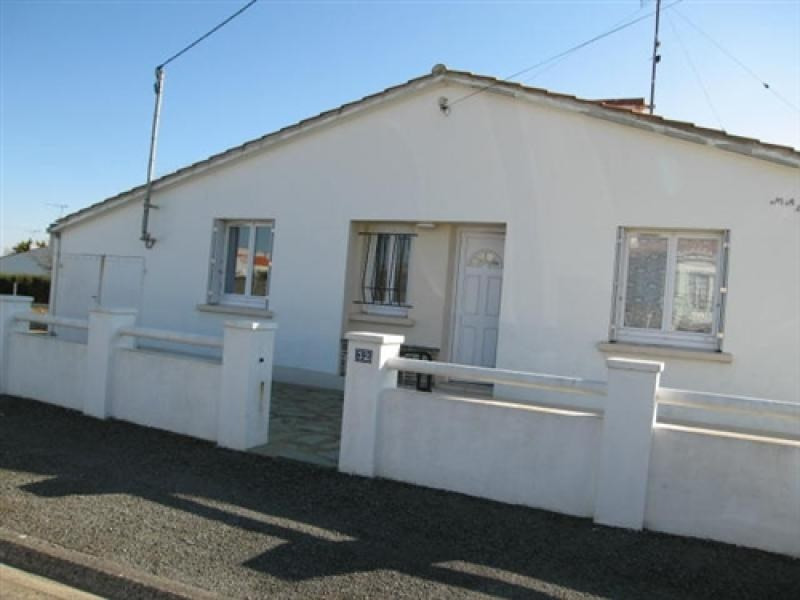 Location vacances Saint-Hilaire-de-Riez -  Maison - 6 personnes - Télévision - Photo N° 1