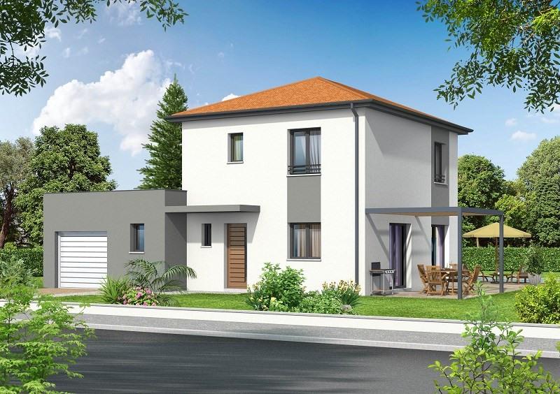 Maison  5 pièces + Terrain 723 m² Villemoirieu par COMPAGNIE DE CONSTRUCTION