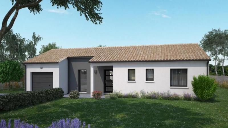 Maison  4 pièces + Terrain 1665 m² Avanton par Maisons Ericlor