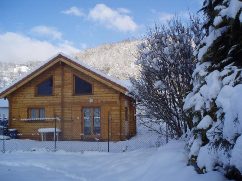 Holiday rentals Saulxures-sur-Moselotte - House - 5 persons - Deck chair - Photo N° 1