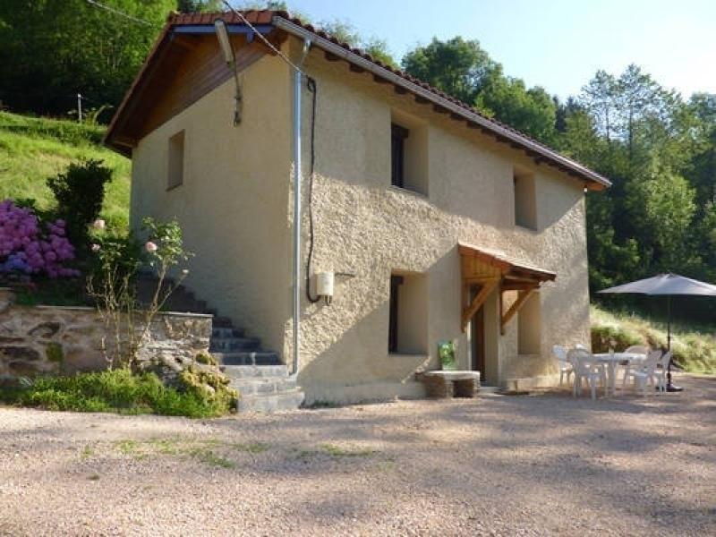 Location vacances Rivèrenert -  Maison - 6 personnes - Barbecue - Photo N° 1