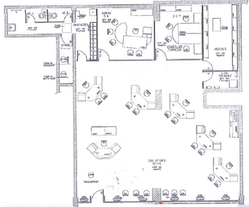 vente bureau rouen seine maritime 76 186 m r f rence n 14180133v. Black Bedroom Furniture Sets. Home Design Ideas