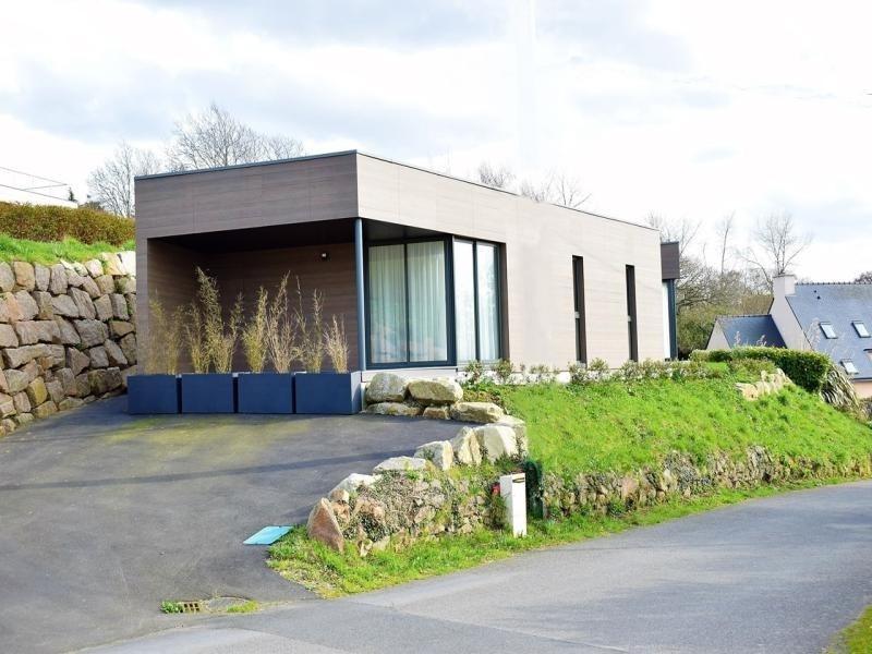 Maison neuve de plain-pied avec WIFI classée 3 étoiles à Trégastel