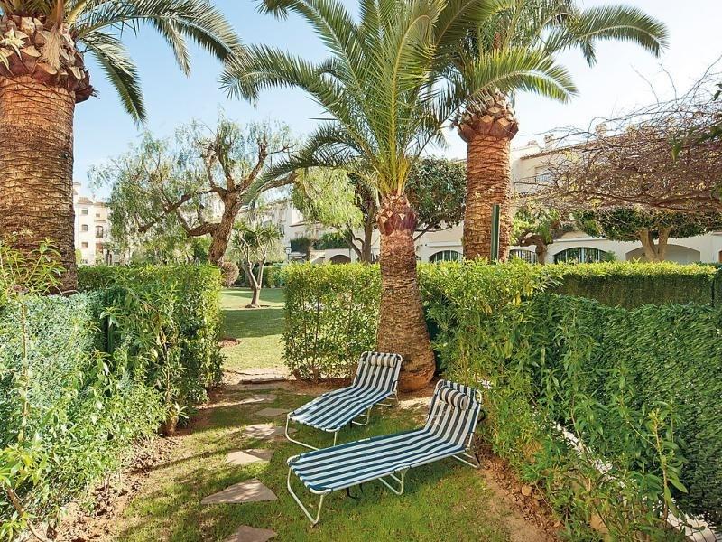 Location vacances Jávea/Xàbia -  Appartement - 2 personnes - Jardin - Photo N° 1