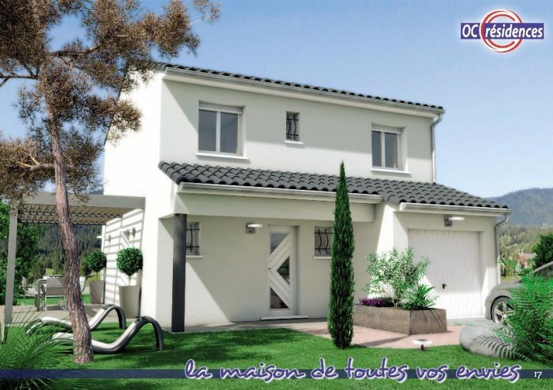 Maison  6 pièces + Terrain 400 m² Clermont-l'Hérault par OC RESIDENCES - BEZIERS
