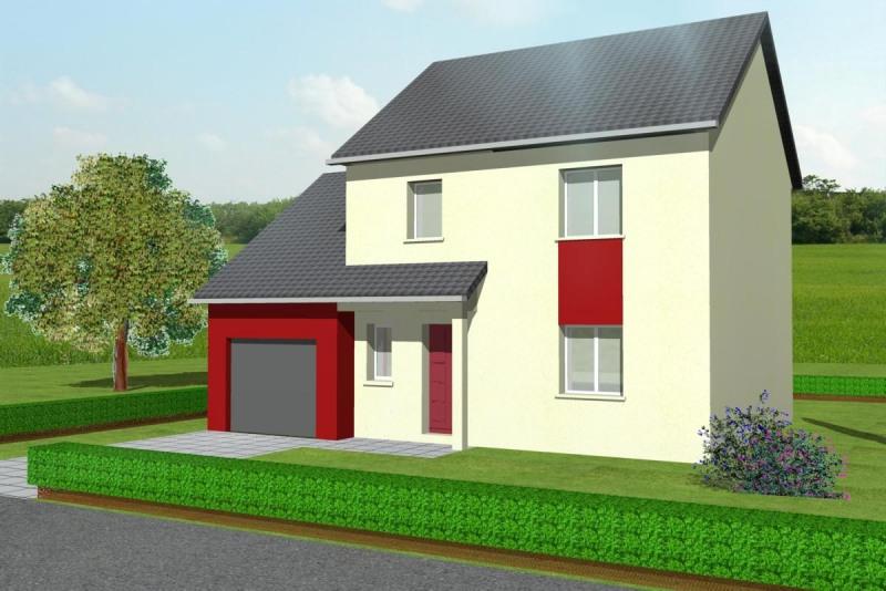 Maison  5 pièces + Terrain 600 m² Belleville par PAVILLONS STILL LORRAINE