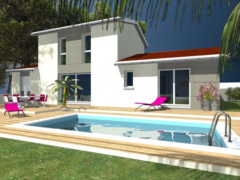 Maison  5 pièces + Terrain 1000 m² Orliénas par HABITAT PLUS