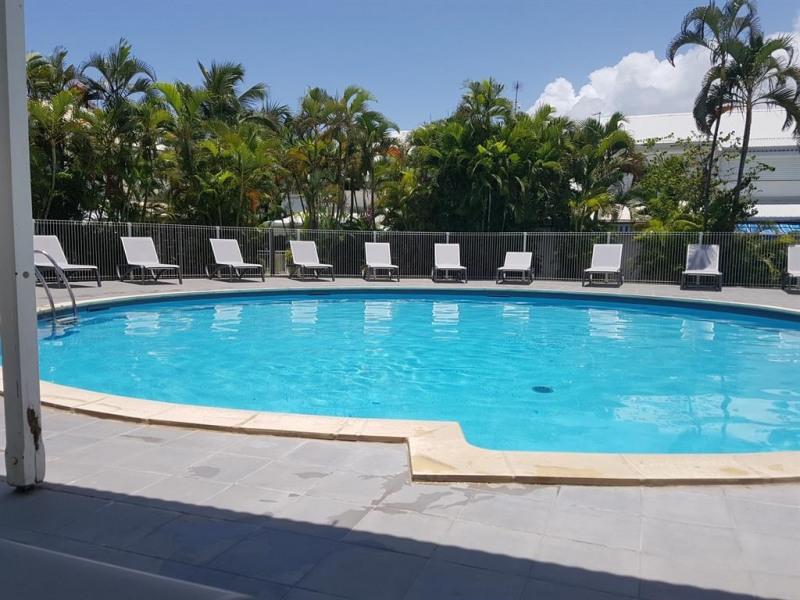 Appartement pour 4 pers. avec piscine, Saint-François