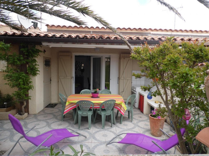 Location vacances Valras-Plage -  Maison - 4 personnes - Barbecue - Photo N° 1