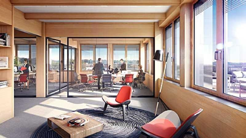 location bureau bordeaux gironde 33 4188 m r f rence. Black Bedroom Furniture Sets. Home Design Ideas