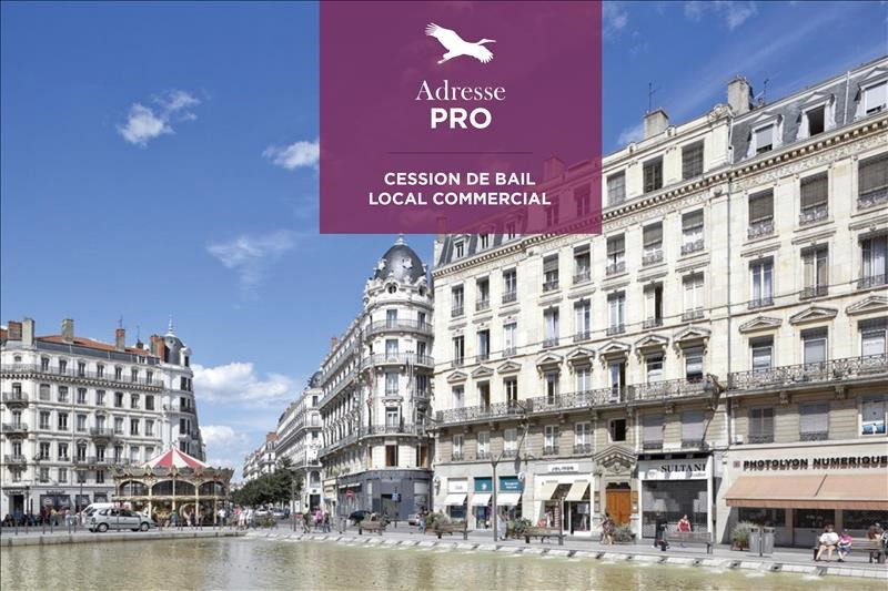 Location Local commercial Lyon 1er