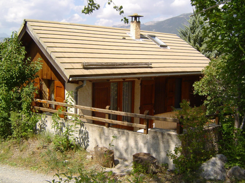 Holiday rentals Risoul - House - 5 persons - BBQ - Photo N° 1